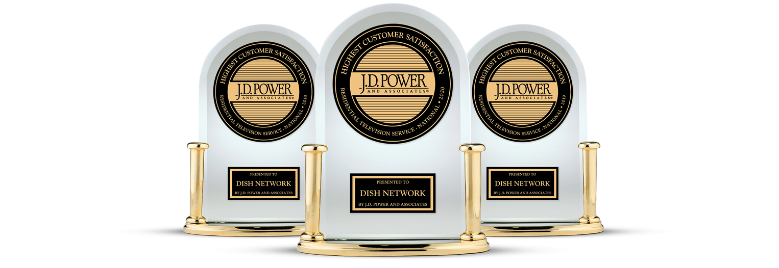 DISH Customer Satisfaction - Ranked #1 by JD Power - Al's TV Antenna & Satellite in Dunnellon, Florida - DISH Authorized Retailer