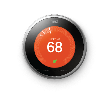 DISH Smart Home Services - Nest Learning Thermostat - Dunnellon, Florida - Al's TV Antenna & Satellite - DISH Authorized Retailer